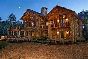 These, Rustic, Luxury, Houses, Are, Stone, And, Wood, Perfection, 30, Photos