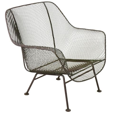 woodard large sculptura lounge chair at 1stdibs