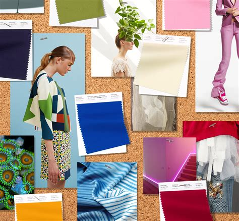 Color Intelligence  Fashion Color Trend Report New York