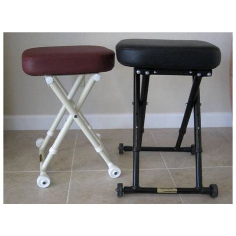 pisces folding rolling stool