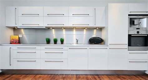 white metal kitchen cabinets 20 metal kitchen cabinets design ideas buungi 1438