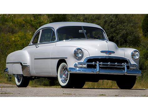 Chevrolet Styleline Deluxe Sport Coupe For Sale
