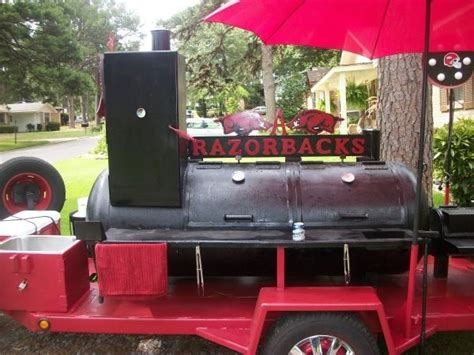 Razorback Boat Bumpers 66 best images about bbq pits on america