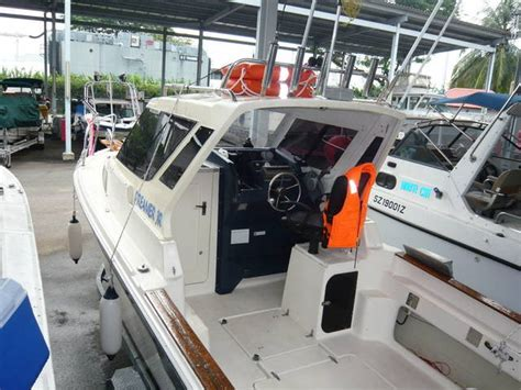 Fishing Boat For Sale At Singapore by 23 Yamaha Walkabout Sport Fishing Boat For Sale In