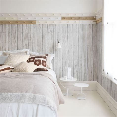 Holz Tapete Schlafzimmer by Create Texture Bedroom Decorating Ideas Housetohome Co Uk
