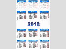 2018 Das Calendar Download PDF
