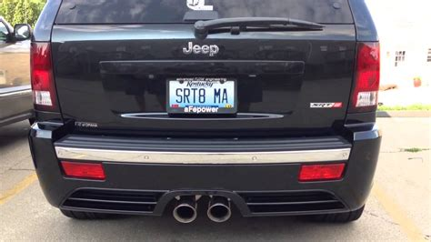 Jeep Srt8 Corsa Exhaust With Kooks Headers/ Off-ro