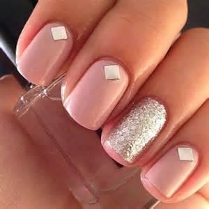 Pin nail art designs cute ideas easy blue glitter