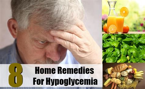 home remedies  hypoglycemia natural treatments