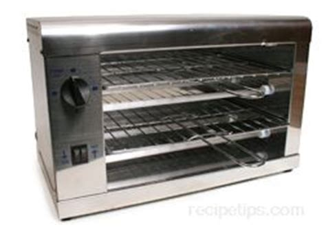 Kitchen Equipment Glossary by Salamander Oven Definition And Cooking Information