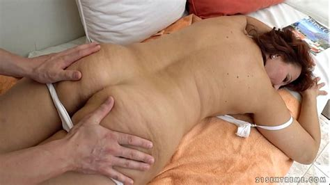 Granny Got Fucked After Massage Red Mary Xvideos Com