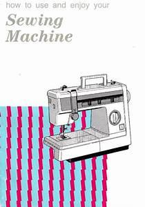 Jones Brother Model Vx2080  U0026 Vx2083 Sewing Machine