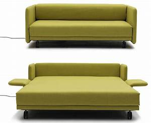 Maximizing small spaces using modern sleeper sofa queen for Sectional sofa with fold out bed