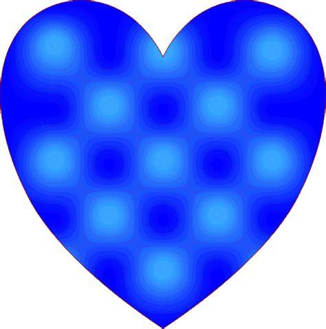 coeur gif bleu images