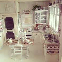 shabby chic cottage kitchen 1000 images about cocinas on miniature 5140