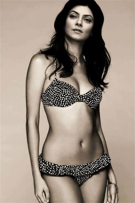 Sushmita Sen swimwear and bikini pictures