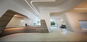 Galeria de citylife tower zaha hadid architects 16 for Interior design office milan