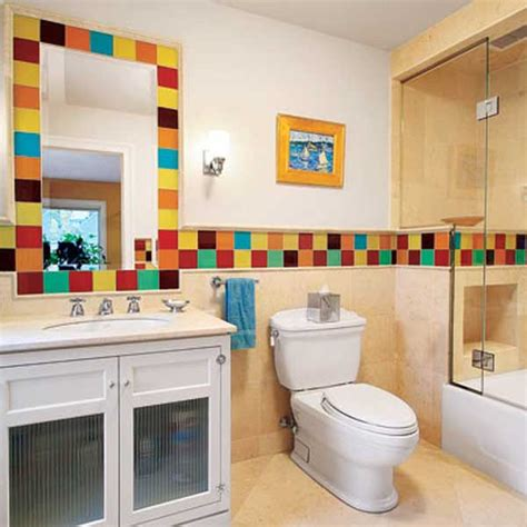 Colorful Bathrooms by 16 Colorful Bathroom Designs That Will Impress You