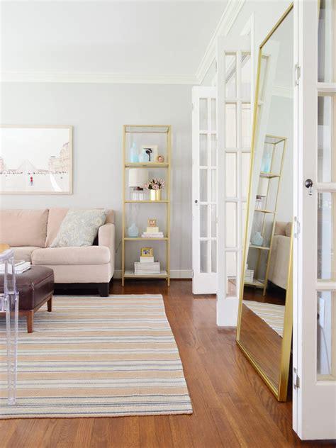 easy makeover   neutral living room  plain