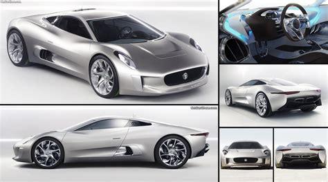 jaguar   concept  pictures information specs