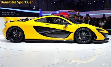 beautiful yellow color sports car wallpaper