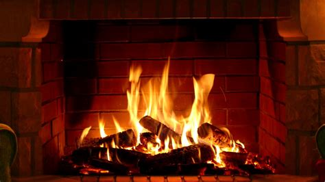Fireplace Wallpapers by Fireplace Hd And 4k 3 Hours Crackling Logs For