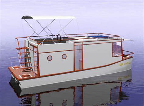 home interior websites hausboot katamaran quot house quot design entwurf und