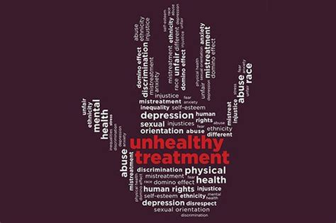 discrimination   harmful   mental health ucla