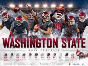WSU Football Schedule 2014