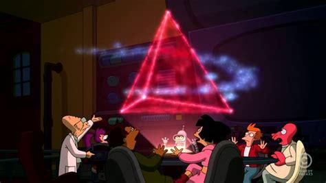 futurama illuminati el rincon paranormal simbolog 237 a illuminati en futurama
