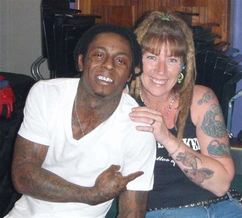 woman responsible    lil waynes