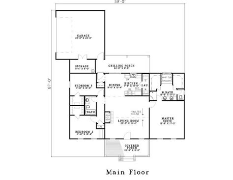 Traditional, Cape Cod House Plans  Home Design Ndg569 # 3411
