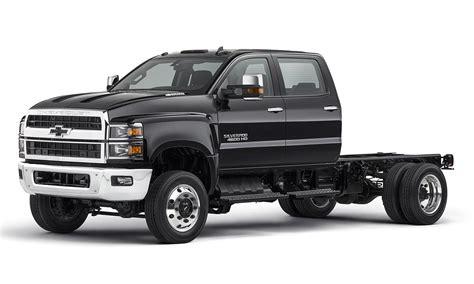 GM unveils expanded Chevy Silverado medium duty truck lineup
