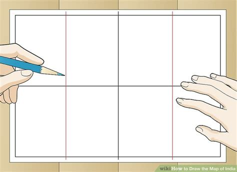 draw  map  india  pictures wikihow