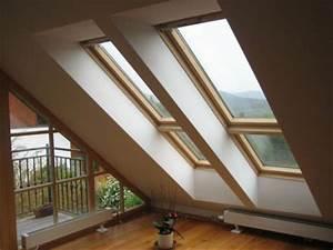 Dachausbau Mit Fenster : dachausbau und dachfl chenfenster f r ihren wohnraum in ~ Lizthompson.info Haus und Dekorationen