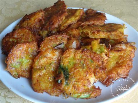 cuisiner de l aubergine beignets de légumes aux crevettes la tendresse en cuisine