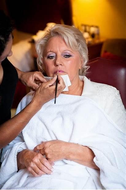 Bridal Makeup Mature Bride Brides Lips Hair