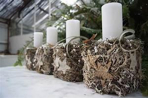 Tischdeko Selber Machen Herbst : winterdeko aus naturmaterialien ~ Orissabook.com Haus und Dekorationen