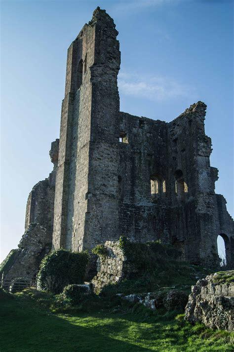 corfe castle south west castles forts  battles