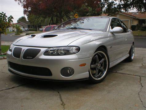 1fstgot 2006 Pontiac Gto Specs, Photos, Modification Info