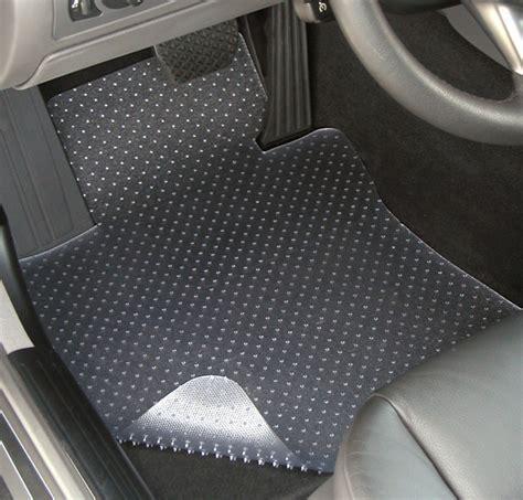 Clear Vinyl Car Mats are Car Floor Mats by FloorMats.com