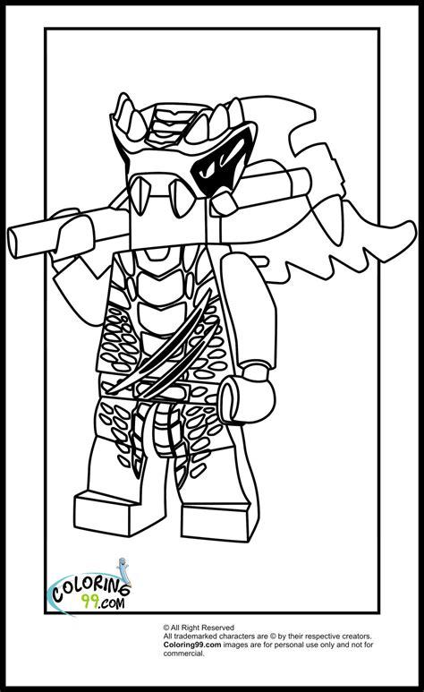 dessins de coloriage ninjago  imprimer sur laguerche