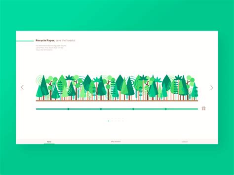 Recycling Paper - UI.... : Dribbble / ui - howlDb