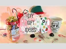 DIY CHRISTMAS GIFT IDEAS! YouTube