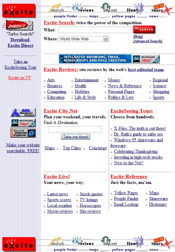 website search engine 7 search engines obliterated