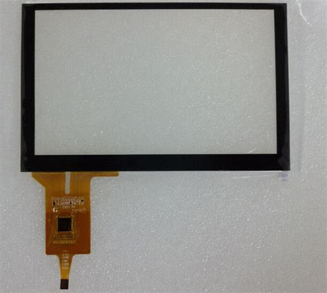 pct ctp p cap 5 inch projected capacitive touch panel for industrial ce fcc