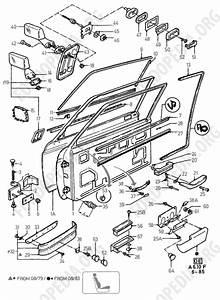 Ford Fiesta Mki  Mkii  1976-1989  Parts List  A6 10