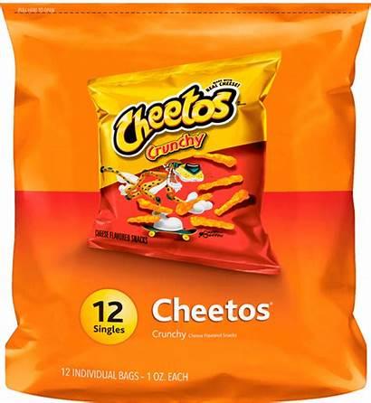 Cheetos Cheese Crunchy Variety Snacks Packs Pack