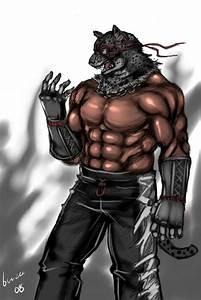 Tekken - Armor King by buuzen on DeviantArt