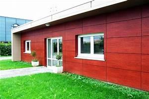 Bardage Exterieur Pvc : bardages muraux tous les fournisseurs bardage ~ Premium-room.com Idées de Décoration